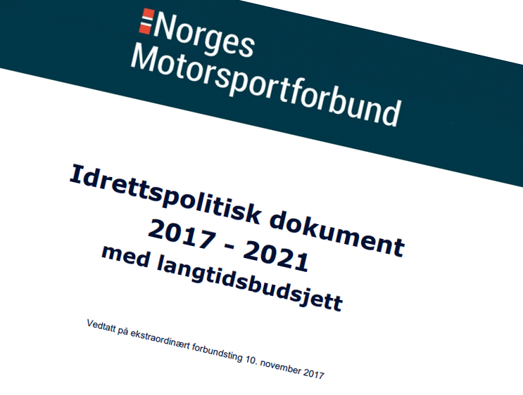 nmf Idrettspolitiske dokument
